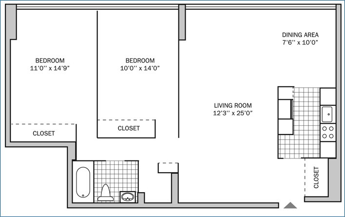 renter know-how  real life examples of square footage