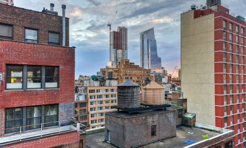 Time Lapse View from One57 – 157 West 57th Street, Midtown West NYC