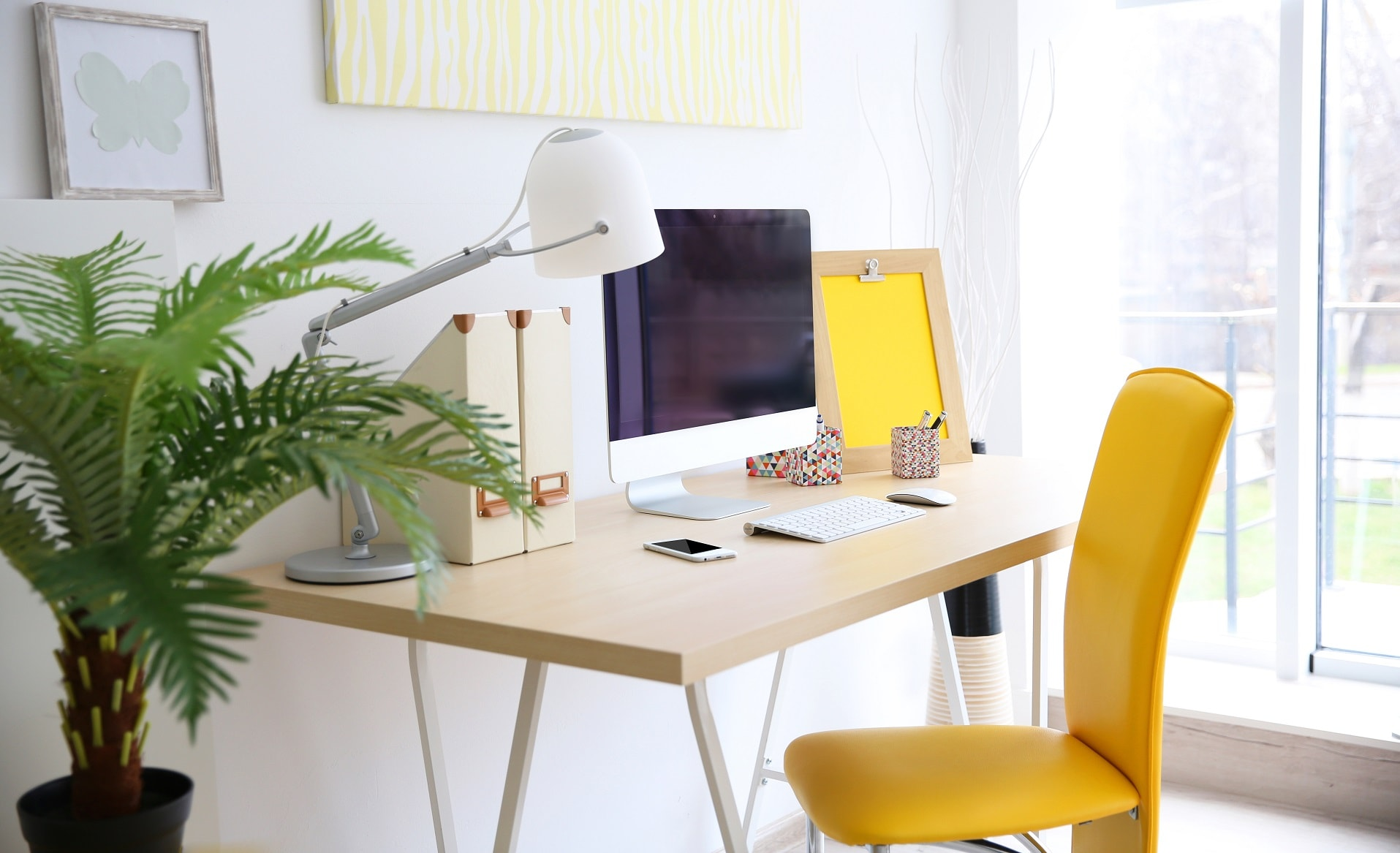 Как сделать офис уютнее