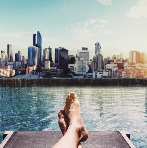 Best Rooftop Pools In Manhattan
