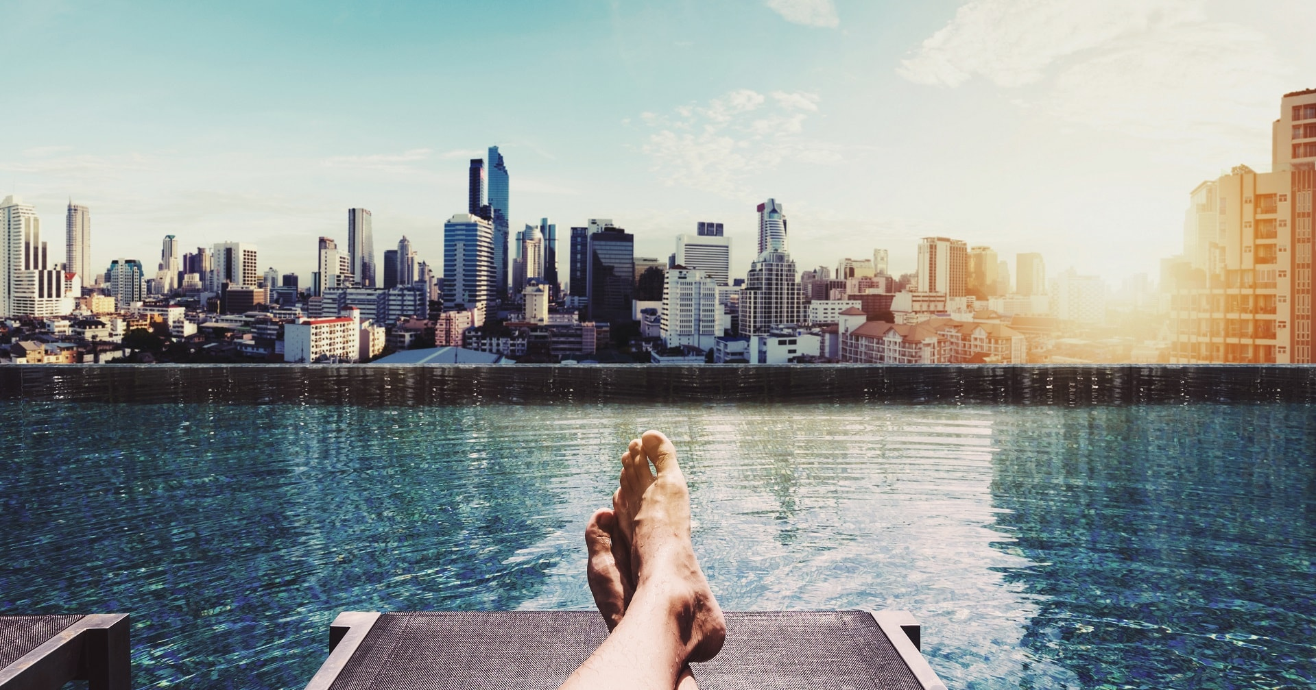NYC Rooftop Pools You Can Actually Use Platinum Properties