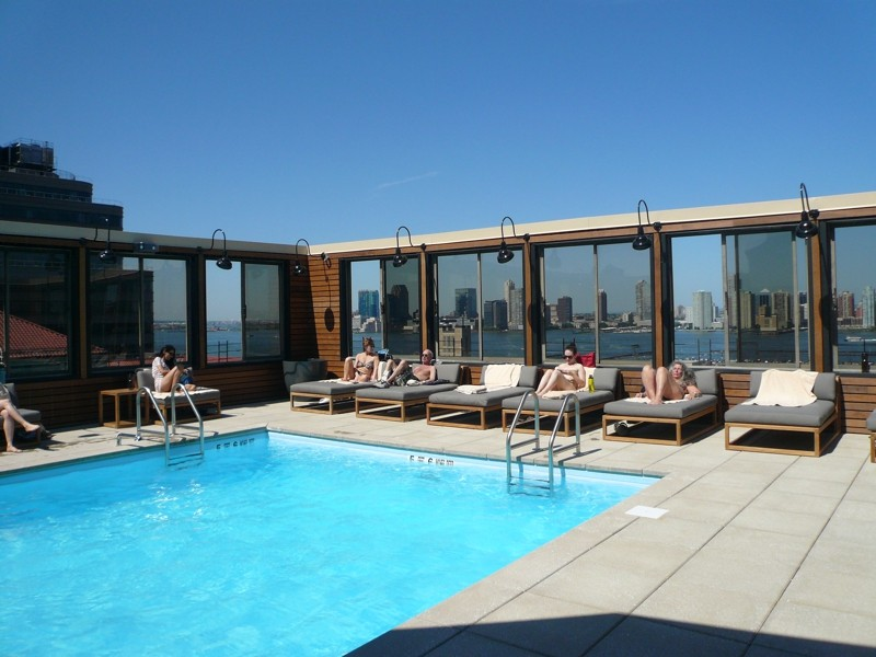 Best Rooftop Pools In Manhattan Platinum Properties