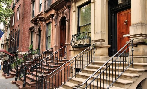 Brownstone: the Material that Became an Architectural Style