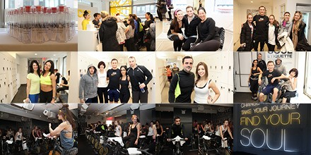 Platinum Properties Takes Over Soul Cycle FiDi!