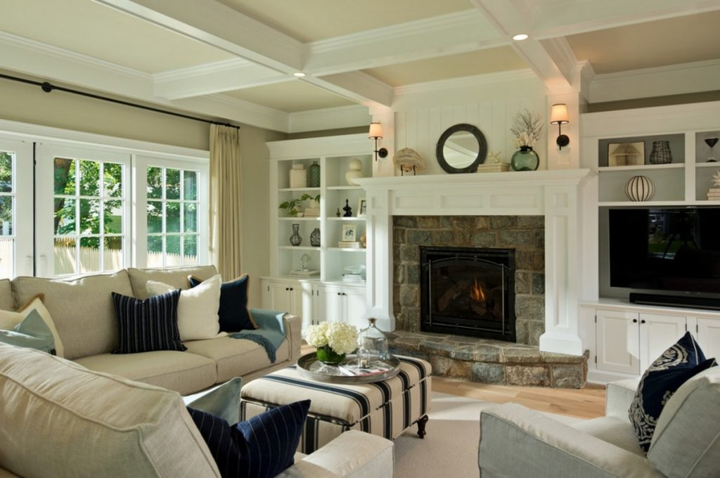 Small Living Room Decoration 6 Smart Ideas To Make It: 6 TIPS ON HOW TO MAKE A SMALL ROOM LOOK BIGGER