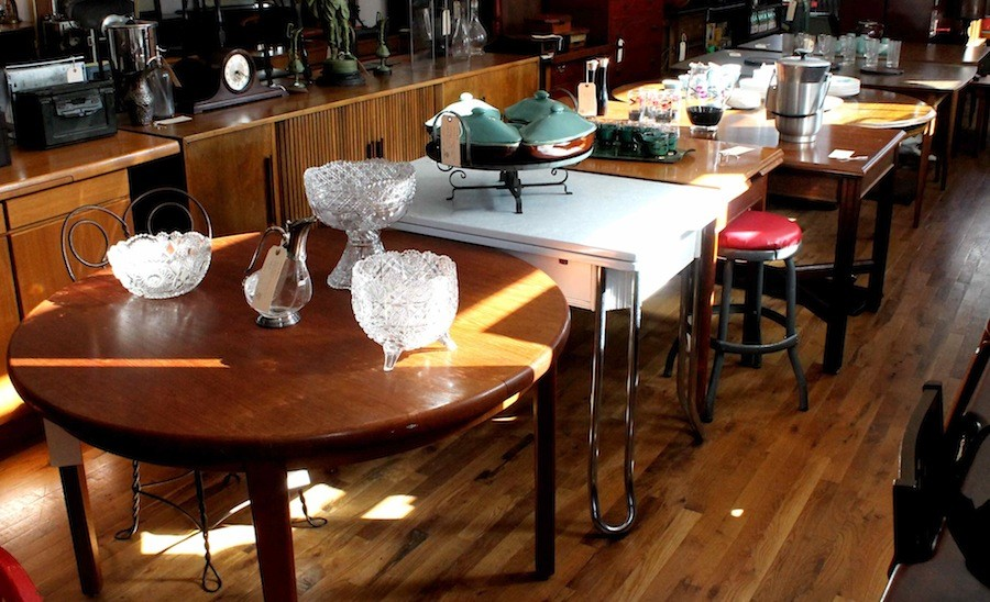 As U201cManhattanu0027s Local Vintage Furniture Store,u201d Furnish Green Prides Itself  In Its Ability To Hunt Down Long Lasting Vintage And Antique Pieces.