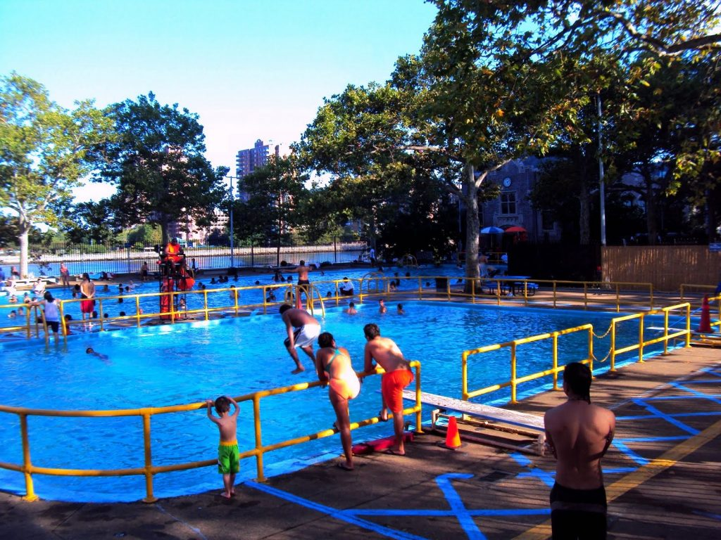 The Best Pools In Manhattan Platinum Properties