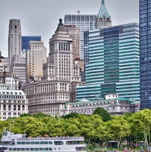 The Revitalization of Battery Park