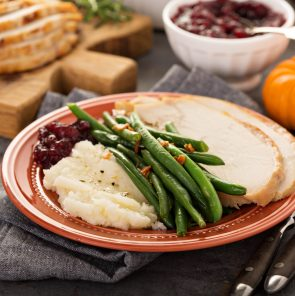 Top 10 Holiday Recipes for Thanksgiving