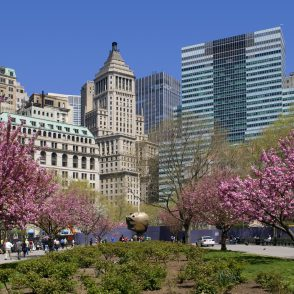 Best Parks in Tribeca, FiDi, and Battery Park City