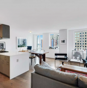 Featured Property: Stunning Battery Park City Penthouse