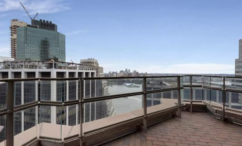 FEATURED PROPERTY: One-of-a-Kind Corner Unit in FiDi