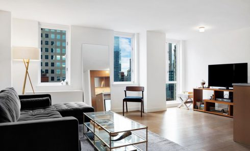 Featured Property: Elite Battery Park City One-Bedroom