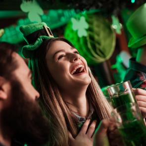 Spend St. Patrick's Day in FiDi