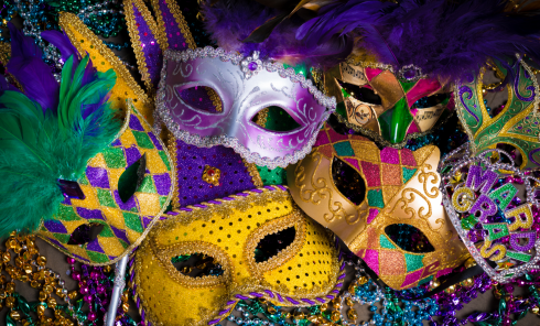 Celebrate Mardi Gras in NYC