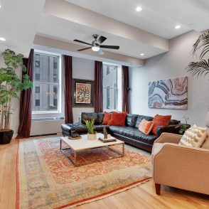 FEATURED PROPERTY: Spacious Loft in Heart of FiDi