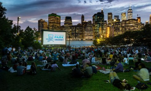 The Best Spots for Outdoor Movies in NYC