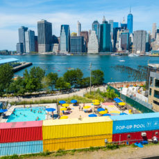 NYC's Best Buildings for a Private Pool