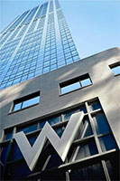 The W Downtown Residences Exterior