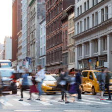 Adjusting to the 'New Normal' in New York City