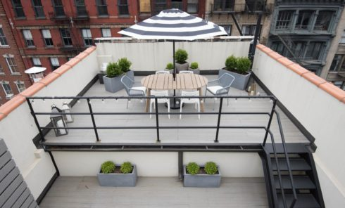 Platinum Properties' Listings Featuring Outdoor Space
